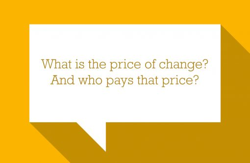 Moving Questions - What is the price of change?